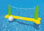 Intex надуваема мрежа за волейбол с надуваема топка 239x64x91 см.