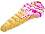 Intex Надуваем дюшек Сладолед 204х107см.