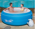 Bestway надуваемо джакузи Lay-Z-Spa™ Massage Tub кръгло Ø206x71см.