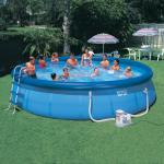 басейни с надуваем ринг