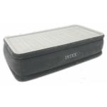 Intex Надуваем матрак Comfort с вградена помпа единичен 191х99х46 см.