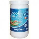 Spool Таблетки активен кислород OXY LENT за джакузи и басейни 1.2кг.