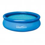 Summer Waves басейн с надуваем борд Quick Set кръгъл 305x76см.