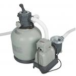 Intex филтрираща система помпа с пясъчен филтър 6 м3/ч