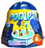 Spool Мултифункционален препарат Poolp`O 4в1 таблетка 0.500кг.
