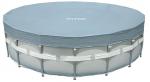 Intex Покривало за кръгъл басейн с тръбна конструкция Ø549см.