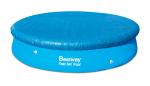 Bestway Покривало за кръгъл басейн с надуваем борд Ø366см.