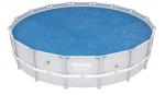 Bestway изотермично покривало 150g/m2 за кръгъл басейн  Ø488см.