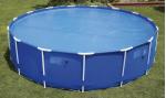 Intex Изотермично покривало 150g/m2 за кръгъл басейн Ø549 см.