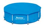 Bestway Покривало за кръгъл басейн с тръбна конструкция Ø305см.