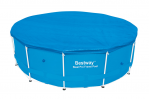Bestway Покривало за кръгъл басейн с тръбна конструкция Ø366см.