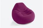 Intex Надуваемо кресло Delux Bag Chair 122х127х81 см.