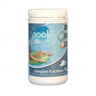 Spool Мултифункционален препарат 4в1 200гр таблетки 1.00кг