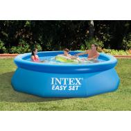 Intex басейн с надуваем ринг Easy Set® кръгъл Ø305x76 см.