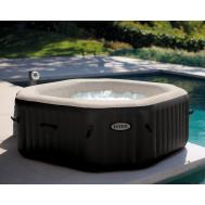 Intex надуваемо джакузи PureSpa™ Jet & Bubble Deluxe осмоъгълно 201x71см.