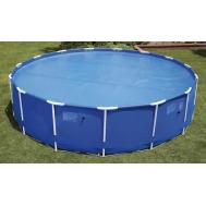 Intex Изотермично покривало 150g/m2 за кръгъл басейн Ø488 см.