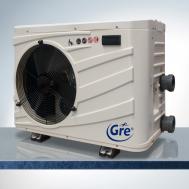 Gre Термо помпа за отопление на басейн 1700W/8500W