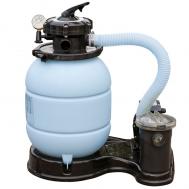 Gre Филтрираща система помпа с пясъчен филтър и префилтър 4.00m3/ч