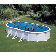 GRE Сглобяем басейн с метални стени Atlantis овален 730x375x132см.