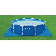 Intex Подложка за наземни басейни 472х472 см.