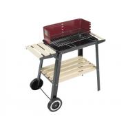 Landmann барбекю на дървени въглища Wagon 0566 84х87х44см.