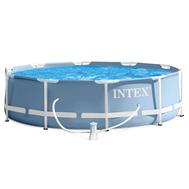 Intex басейн с тръбна конструкция Ultra Frame™ кръгъл Ø366x76 см.