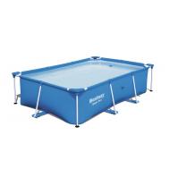 Bestway басейн с тръбна конструкция Splash Frame правоъгълен 259х170х61см.