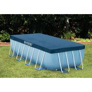 Intex Покривало за правоъгълен басейн с тръбна конструкция 400х200 см.