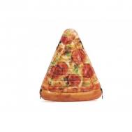 Intex Надуваем дюшек Парче Пица 175х145 см.