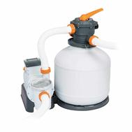 Bestway пясъчна филтрираща система помпа Flowclear 500w/9.84м3/ч