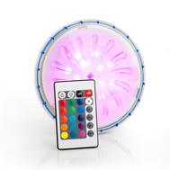 Gre цветно LED осветление за басейни с метална стена или надуваеми