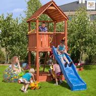 Fungoo Joy детска площадка с пързалка