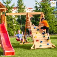 Fungoo Spider+ допълнителен модул за дървени детски площадки