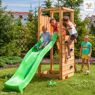 Fungoo TipTop детска площадка с пързалка