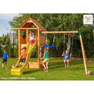 Fungoo Fortress+Move+ детска дървена площадка