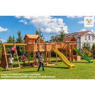 Fungoo MAXI set Spider land детска площадка - комбинирана