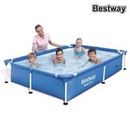 Bestway сглобяем басейн Splash Frame 221/150/43см