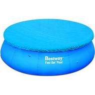 Bestway покривало за басейн Fast Set с надуваем ринг 366см