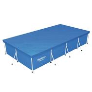 Bestway покривало за сглобяем басейн Steel Pro правоъгълен 410/226см