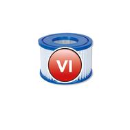 Bestway картушен филтър за джакузи Lay Z Spa VI