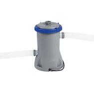 Bestway филтрираща система помпа Flowclear с картушен филтър 2.006m3/h