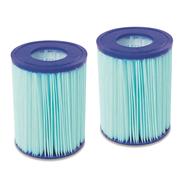 Bestway антибактериален картушен филтър Flowclear тип II