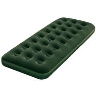 Bestway надуваем матрак Floacked Airbed единичен маслено зелен 185/76/22см