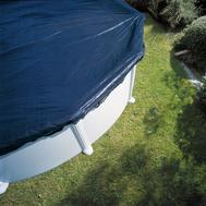 Gre Покривало 100g/m2 за овален басейн 610x375см.