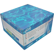 Gre Линер за овален басейн Fidji 730х375х132 см. [CLONE]