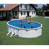 GRE Сглобяем басейн с метални стени Fidji овален 500x300x132см.