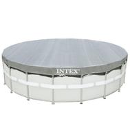 Intex Покривало Deluxe за сглобяем басейн Ø488 см.