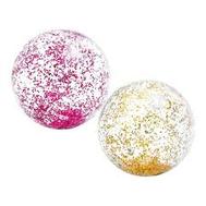 Intex Intex надуваема топка прозрачна Glitter