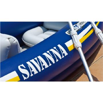 Aqua Marina Надуваем каяк 1+1 места Savanna 292x80 см.