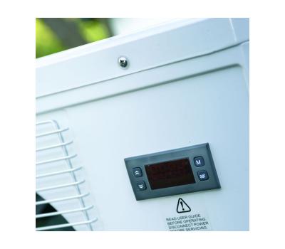 Gre Термо помпа за отопление на басейн 4500W/21000W
